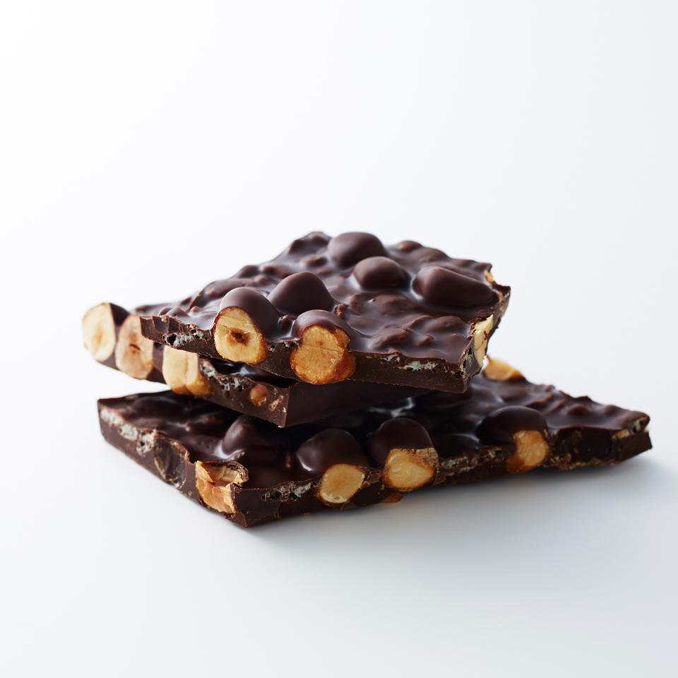 スイートチョコレート<br>&ヘーゼルナッツ